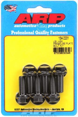 hex 134-2201 * ARP Pressure Plate Bolt Kit Chevrolet Gen III//LS block