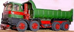 Scammell-Routeman-tipper-1960-G83-UNPAINTED-OO-Scale-Langley-Models-Kit-1-76