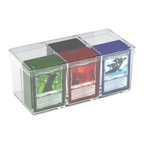 Caja de Cartas Ultimate Guard Stack n Safe 480+