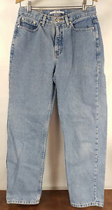 fd540e401 Image is loading Womens-Vintage-Tommy-Hilfiger-Jeans-High-Waist-Tapered-