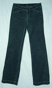 Black-WHITE-HOUSE-BLACK-MARKET-Low-Rise-TROUSER-Leg-BLANC-OR-Jeans-1-2