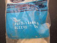 1990 + Ford Truck Wiring Harness Connector Sleeve F0tz-14489-b Original