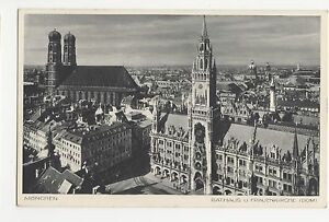 Germany Munchen Rathaus u Frauenkirche Postcard A591 - <span itemprop=availableAtOrFrom>Malvern, United Kingdom</span> - IF THE GOODS ARE NOT AS DESCRIBED PLEASE RETURN WITHIN 14 DAYS OF RECEIPT FOR FULL REFUND. Most purchases from business sellers are protected by the Consumer Contract Regulations 2013 whi - Malvern, United Kingdom