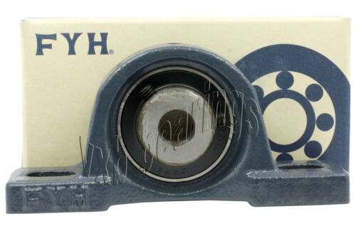 "FYH Mounted Bearings UCP202-10 5//8/"" inch Pillow Block"