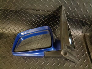 2007-KIA-SPORTAGE-2-0-XS-5DR-PASSENGER-SIDE-ELECTRIC-WING-MIRROR-012280-BLUE