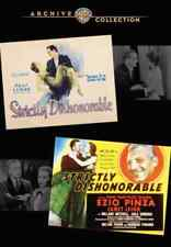 Strictly Dishonorable Double Feature (DVD, 2017)