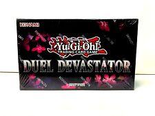 Yu-Gi-Oh Duel Devastator English ***FACTORY SEALED***