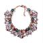 Fashion-Women-Crystal-Necklace-Bib-Choker-Pendant-Statement-Chunky-Charm-Jewelry thumbnail 27