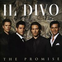 Il Divo - Promise [new Cd] Sony Superstar on sale