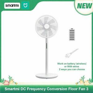 Smartmi Fan 3 Standing Boden DC Wiederaufladbare App Drahtlose Negative Lonen