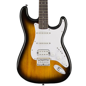 Fender-Squier-Bullet-Stratocaster-HSS-Laurel-Brown-Sunburst