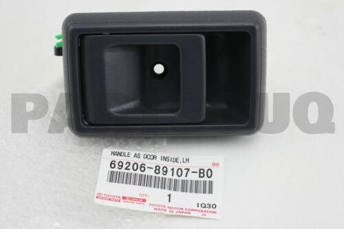 FRONT DOOR INSIDE 6920689107B0 Genuine Toyota HANDLE SUB-ASSY LH