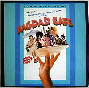 BAGDAD-CAFE-Banda-Sonora-Original-LP-12-034-Vinyl-Spain-1988