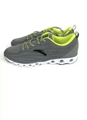 Grijs Groen Nwt Schoenen Maat Walking Sneakers Athletic 17 Anta Heren 5 Comfort f6b7gy