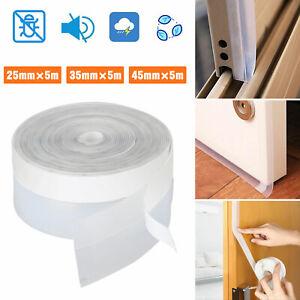 Door-Seal-Strip-Self-Adhesive-Weather-Stripping-Bottom-Rubber-Door-Seal-Sweep