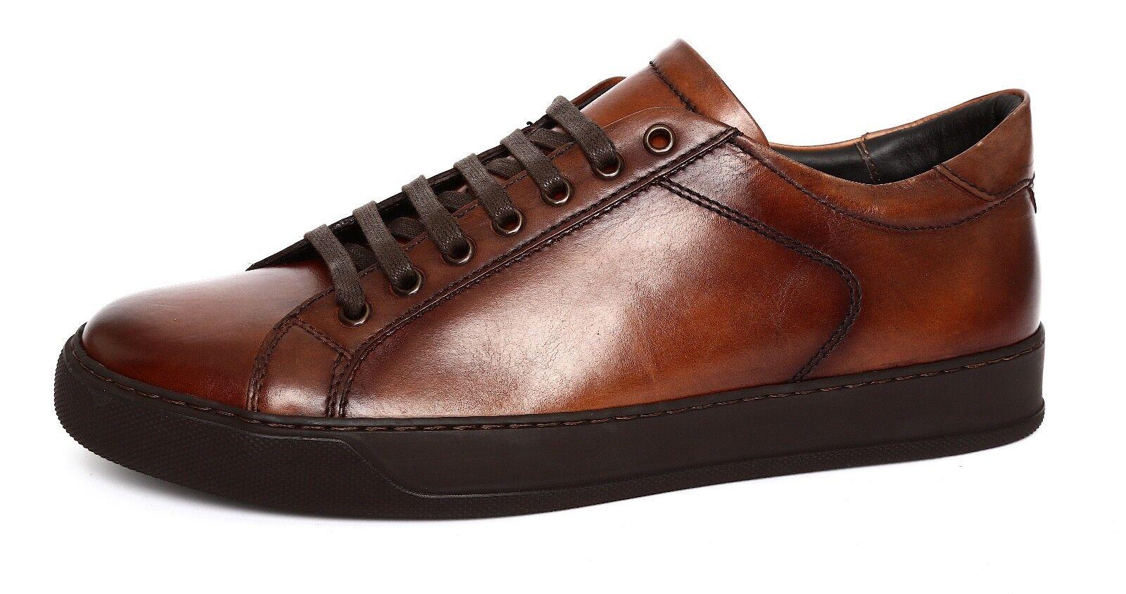 comprare a buon mercato To avvio New York Konrad Uomo Marrone Marrone Marrone scarpe da ginnastica Sz 10 2627  vendita calda online