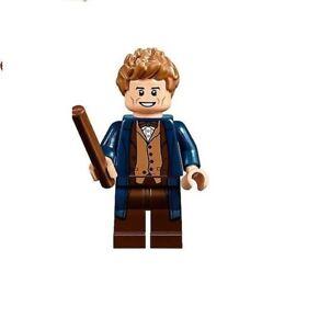 Zabawki konstrukcyjne LEGO Lego harry potter and the Fantastic Beasts minifigure Newt Scamander 71253 Zestawy LEGO