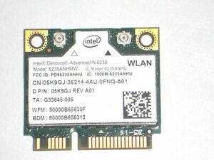 OEM-Dell-5K9GJ-Intel-Centrino-6235ANHMW-Advanced-N-6232-WLAN-Wireless-WiFi-Card