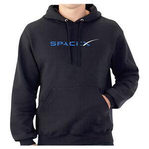 SPACEX SPACE X ELON MUSK FALCON Hoodie Novelty Pullover Men Women Unisex 3795