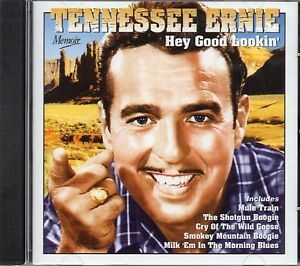 Tennessee-Ernie-Ford-Hey-Good-Lookin-Feat-Eddie-Kirk-Helen-O-039-Connell-2002-CD