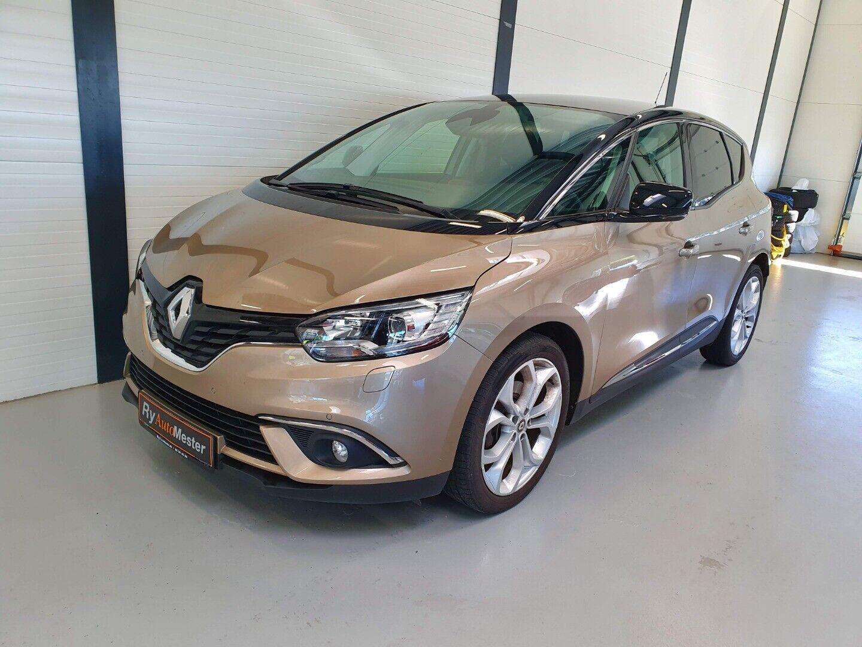 Renault Scenic IV 1,5 dCi 110 Zen EDC 5d - 199.600 kr.