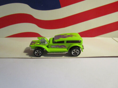 HOTWHEELS THE DEMON FROM THE 3 CAR SET REAL RODS LOOSE