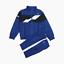 LACOSTE-SPORT-Bambini-Logo-Shell-Tuta-Da-Ginnastica-Blu-Bianco-Eta-6-ANNI-BNWT-Bambini-Ragazzi miniatura 1