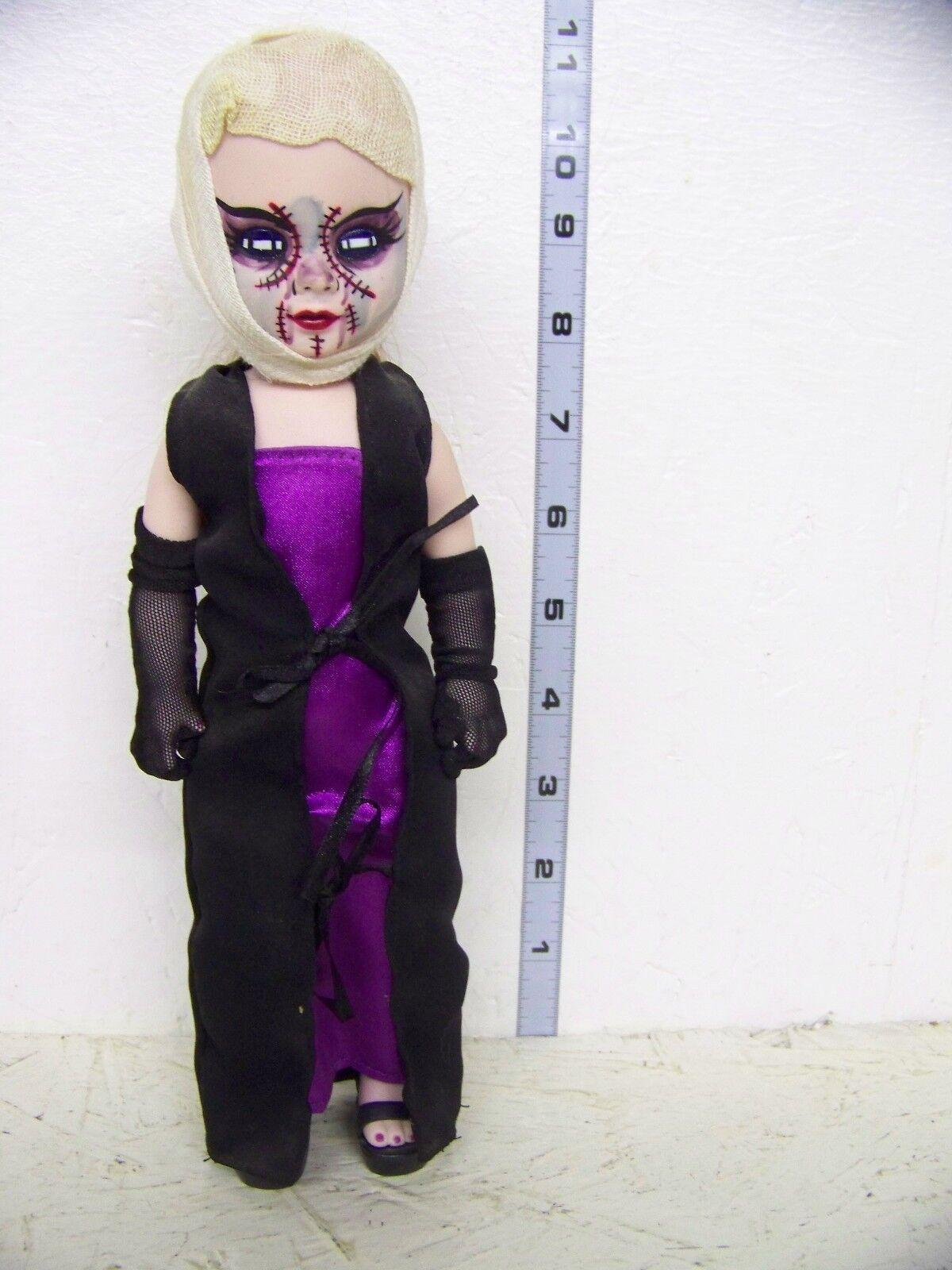 Mezco Living Dead Dolls Seven Deadly Sins  Vanity  Figure LOOSE