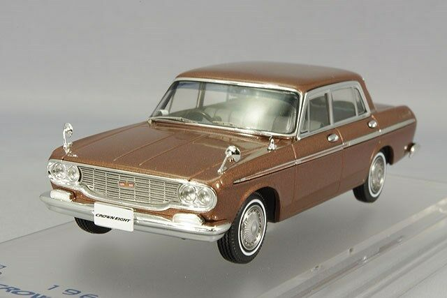 1 43 Enif  ENID 0002 KB Niño Caja Toyota corona ocho tipo VG10 Royal bronce alcanzado
