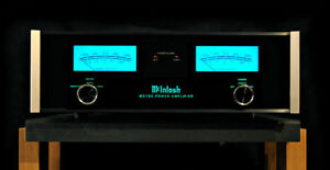 McIntosh-MC162-Power-Amplifier-Faceplate-and-Meter-LED-Bulbs-Lamps-lights-Filter