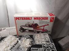 Model Semi Kit Peterbilt Wrecker