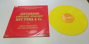 0920-JEFFERSON-AIRPLANE-STARSHIP-HOT-TUNA-LP-VIN-POR-VG-DIS-VG-PROMO