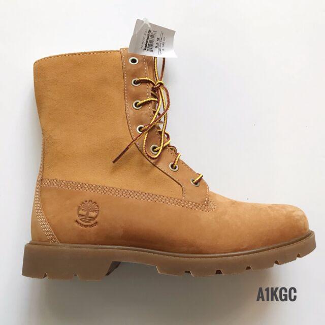 Timberland Women's Teddy Fleece Waterproof boots