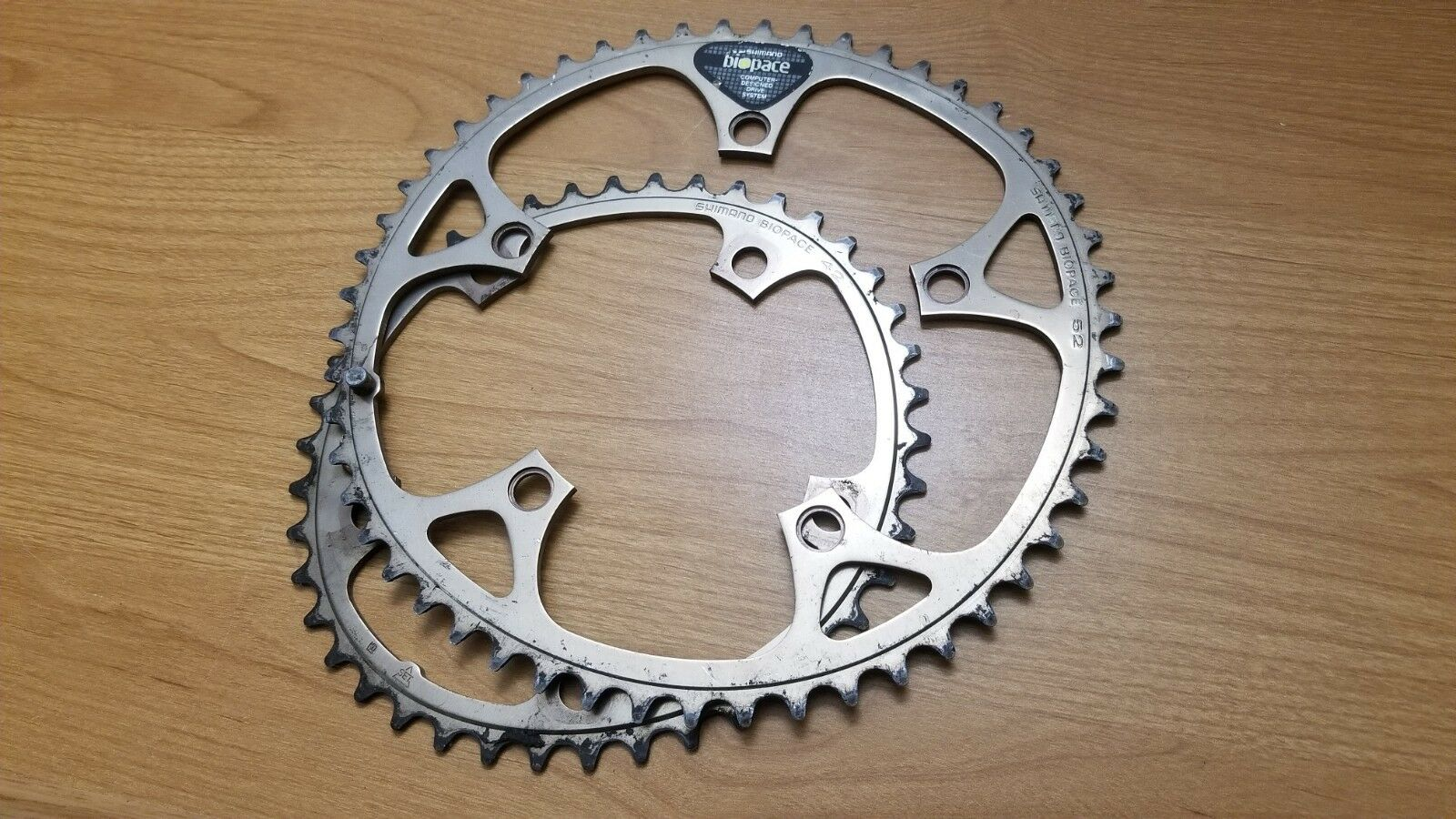 Shimano BioPace road  chainring 52t 42t 130mm  buy brand