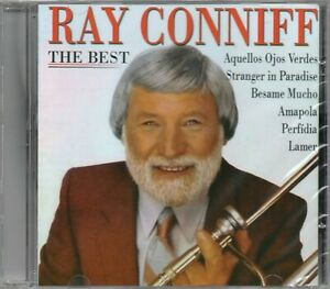 Ray-Conniff-CD-The-Best-Brand-New-Sealed-Rare