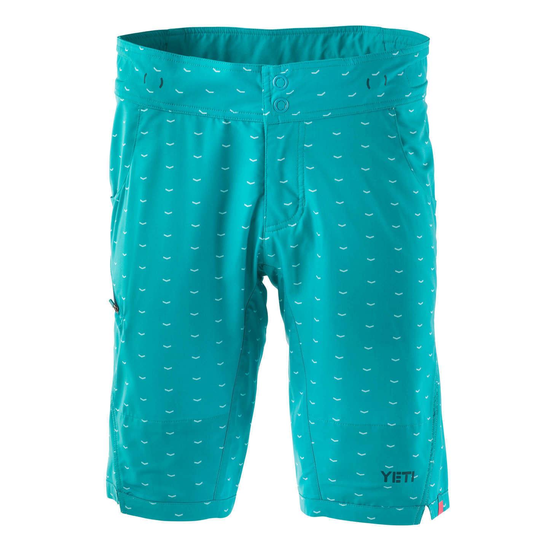 Yeti Avery Shorts Women MY 18 Turquoise