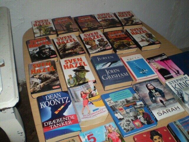 Bøger og blade, bøger