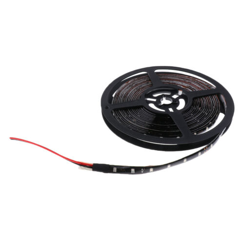 Plug and Play 5M Waterproof Strip Light 300LED 24V for Car Trailer Red