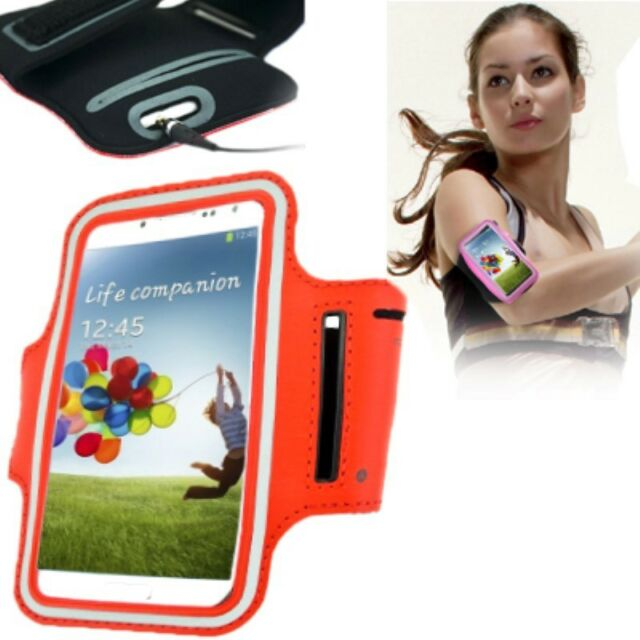 SPORTS ARMBAND FITNESS Pocket Protector Cover for Samsung Galaxy S3 LTE GT-I9305