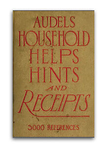 200-Rare-Secret-Recipe-Formula-Books-on-DVD-1000-039-s-Old-Vintage-Household-Tips-A6