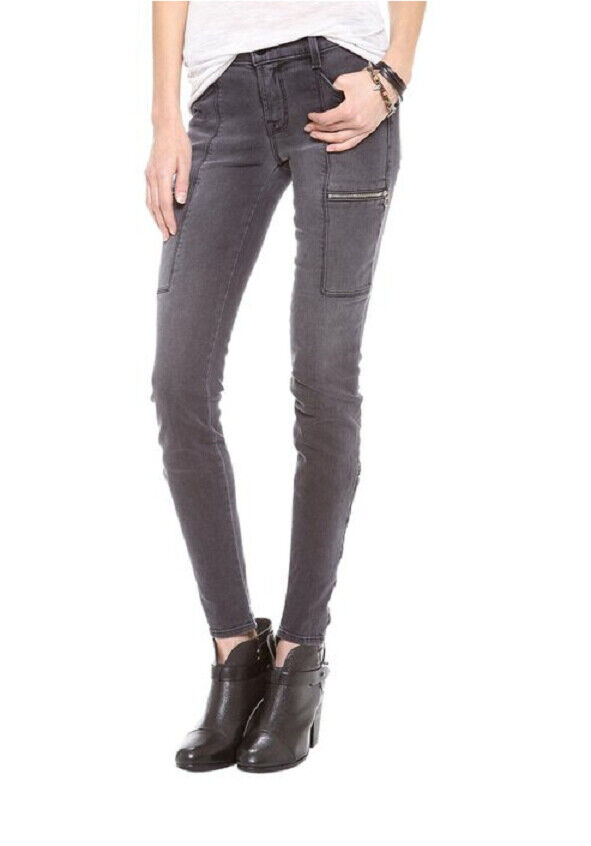 J BRAND damen Kassidy 1348I524 Jeans Skinny graucascade grau Größe 25