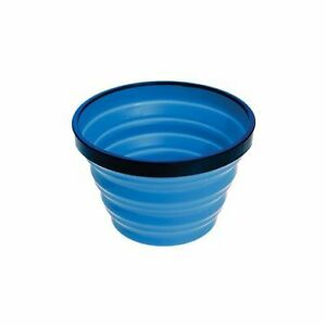 BLUE Sea To Summit X-Mug Camping Outdoor Drinking Coffee Container