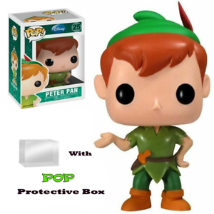Funko Pop Peter Pan Disney 25