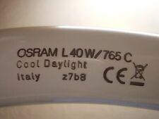 865 Tageslicht 12x Osram Leuchtstoffröhre LUMILUX C 40W Lampe Leuchte T9