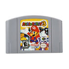 Mario Party 3 For Nintendo 64 N64 Game Card Cartridge US Version Colorful