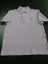 Lacoste Men/'s Nations 100/% Cotton Regular Fit Classic 2-Ply Button Polo T-Shirt