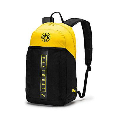 Puma BVB Fan Backpack Borussia Dortmund BVB Rucksack 075976 01   eBay