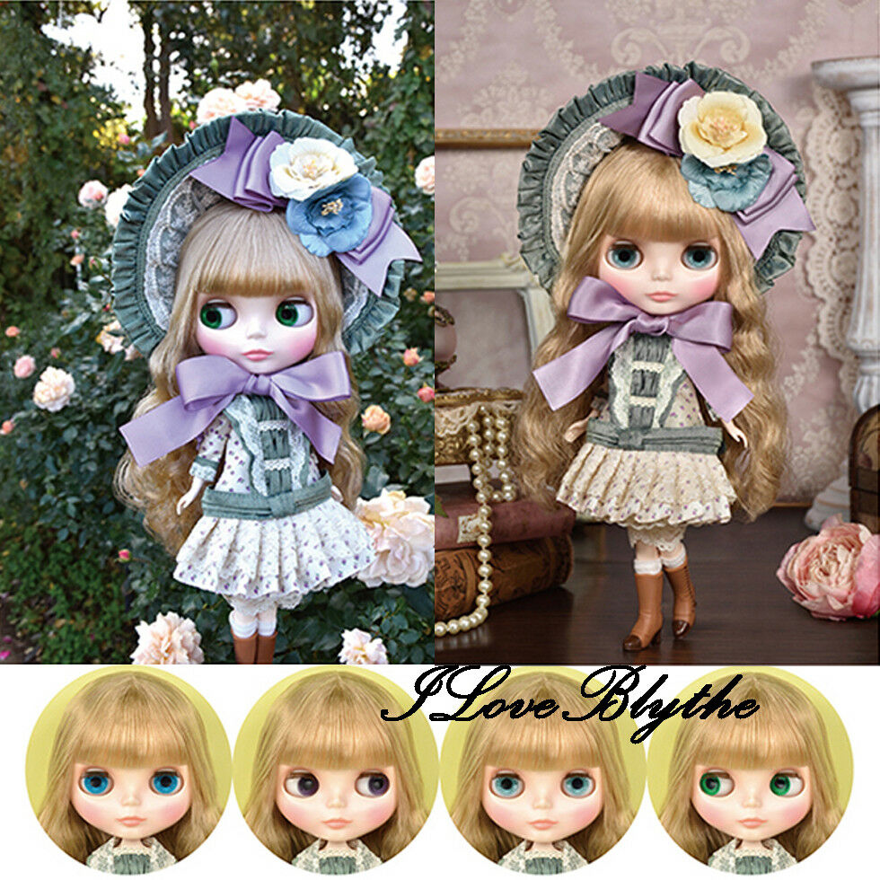 Hasbro Takara CWC Top Shop Neo Blythe Doll claramente Claire