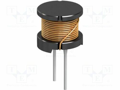 Drossel Draht THT ±20/% 4,1A 22uH 31mΩ  Maße Korp Ø12,5x10,8mm 09HCP-220M-50 Ve