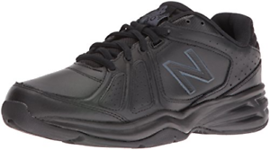 Balance - Mens Casual Comfort MX409V3 Training shoes, 8.5 Width 4E, Black